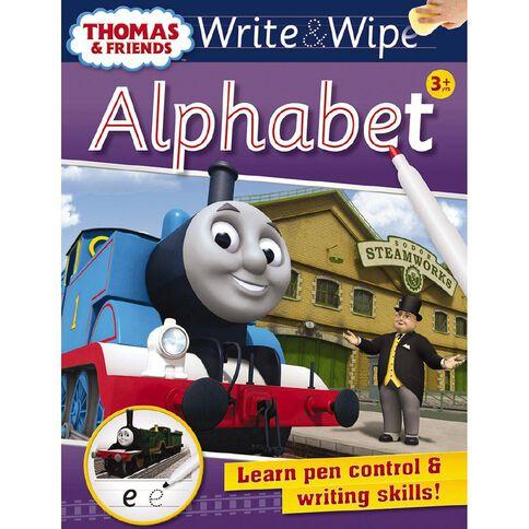 Thomas Write and Wipe Alphabet
