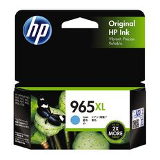 HP Ink 965XL Cyan (1600 Pages)