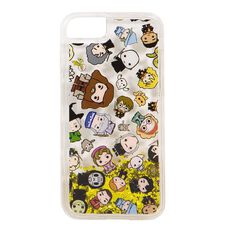 Harry Potter iPhone 6/7/8/SE 2020 Chibi Glitter Case