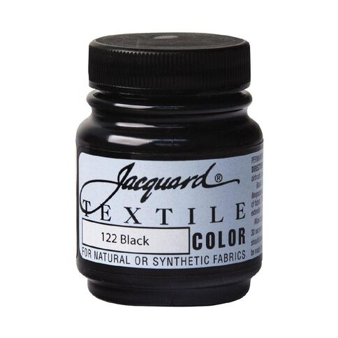 Jacquard Textile Colours 66.54ml Black