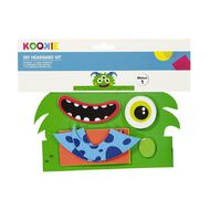 Kookie Make Your Own Monster Hat Kit
