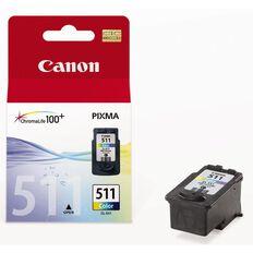 Canon Ink CL511 Colour (244 Pages)