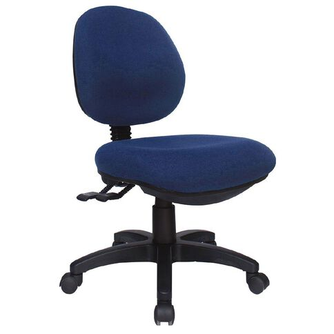 Workspace 2 Lever Task Chair Blue