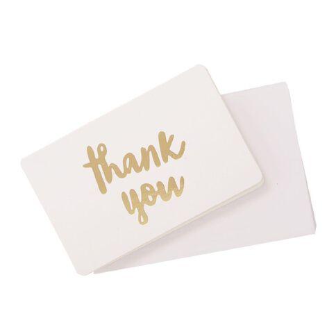 Uniti Gold Foil Envelopes & Mini Cards Kit