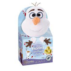Kinnerton Olaf Puppet with eggs 51g