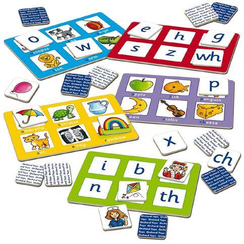 Orchard Toys Game Alphabet Lotto