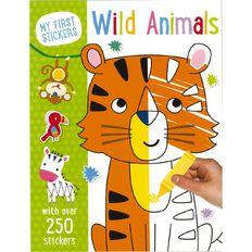 My First Sticker Wild Animals by Make Believe Ideas