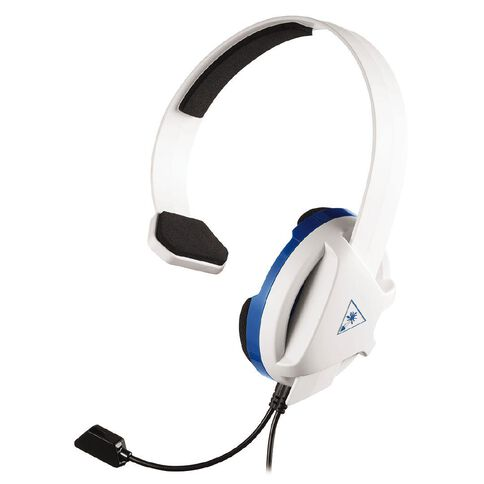 Turtle Beach Headset Recon Chat PS4 White