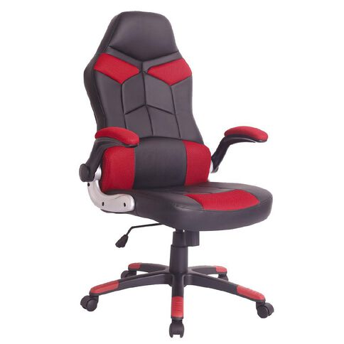 Workspace Racer Chair Red Red