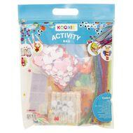Kookie Craft Essentials Zipped Activity Bag