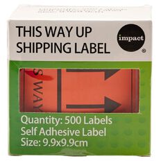 Impact This Way Up Shipping Label Roll Of 500