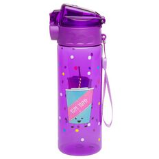 Kookie Shake Drink Bottle Purple