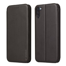 In Touch Samsung A11 Milano Wallet Case Black
