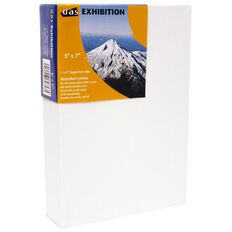 DAS 1.5 Exhibition Canvas 5 x 7in White