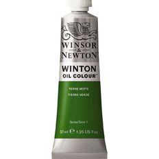 Winsor & Newton Winton Oil Paint 37ml Terre Verte
