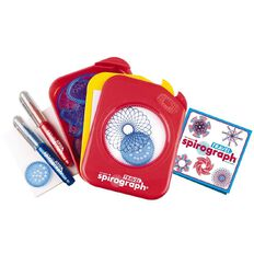 Spirograph Travel Set
