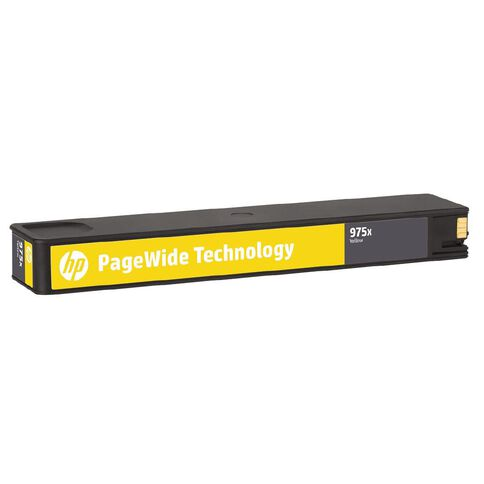 HP 975X Pagewide Cartridge Yellow (7000 Pages)