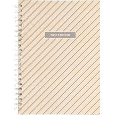 Uniti Newcraft Hardcover Notebook Spiral A4