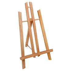 DAS Easel Elmwood Mini A Frame Brown