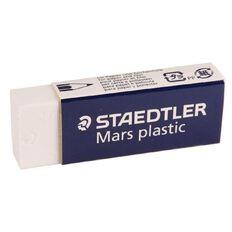 Staedtler Eraser Mars Plastic Loose White
