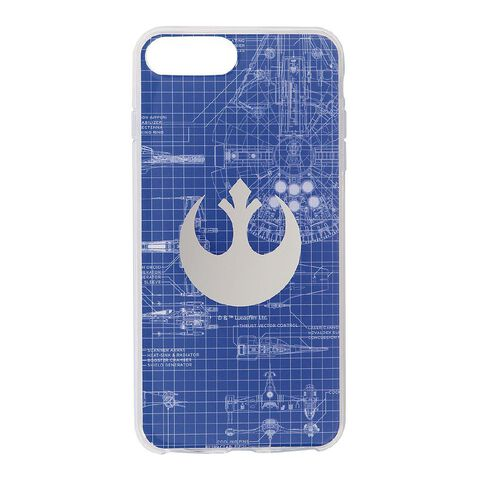 Star Wars iPhone 6+/7+/8+ Case Rebellion