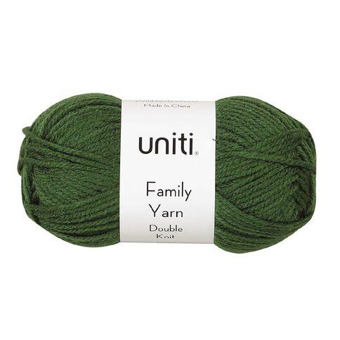 Uniti Yarn Family Double Knit Green 50g