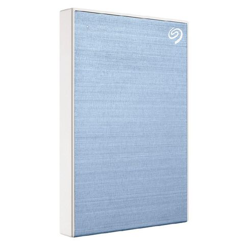 Seagate 2TB Backup Plus Slim Blue