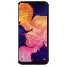 Vodafone Samsung Galaxy A10 Locked Bundle Blue