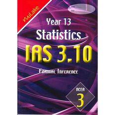 Nulake Year 13 Mathematics Ias 3.10 Statistics