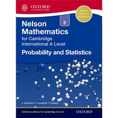 As/A Year 12/13 Nelson Prob And Stats 2