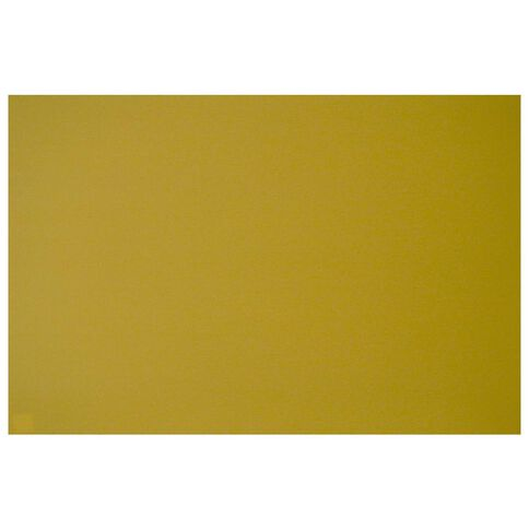 Plasti-Flute Sheet 600 x 900mm Yellow