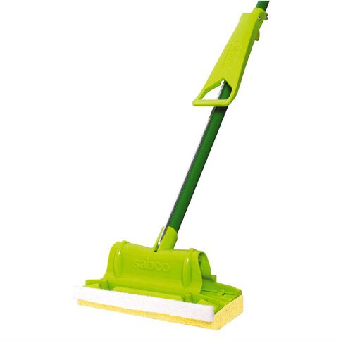Sabco Lightning Quick Release Mop Green