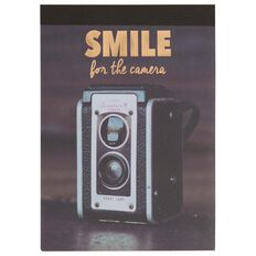 Banter Smile Notepad A6
