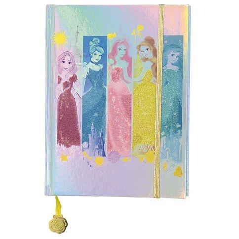 Disney Princess Premium Notebook  Holographic A5