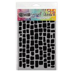 Ranger Dylusions Stencils Sugar Lumps Small