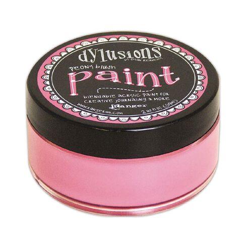 Ranger Dylusions Paint Peony Blush