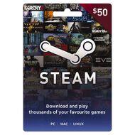 Steam Game Card $50