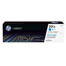 HP Toner 201X Cyan (2300 Pages)