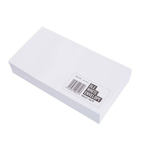 No Brand Envelope DLE 100 Pack