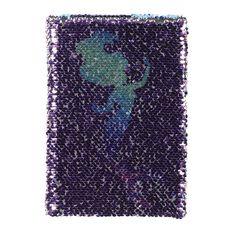 Disney Ariel Sequins Notebook Reversable A5