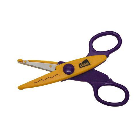 DAS Craft Scissors 1/2 Lightning