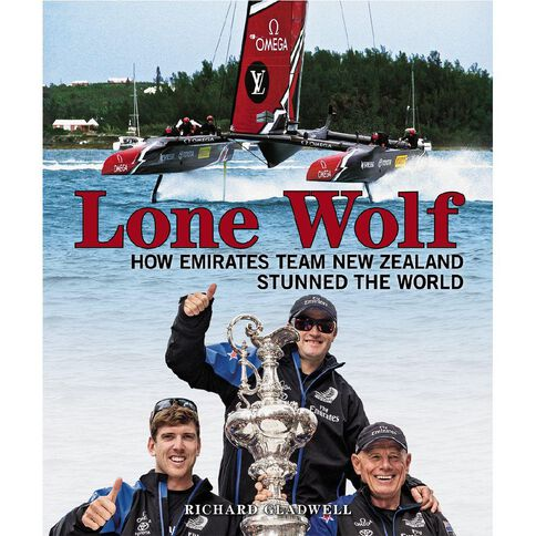 Lone Wolf: How Emirates Team New Zealand Stunned the World