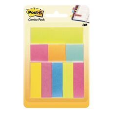 Post-It Notes And Page Markers 670-Combo