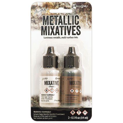 Ranger Tim Holtz Metallix Mixative Pearl/Copper