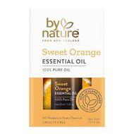 By Nature Essential Oil Sweet Orange