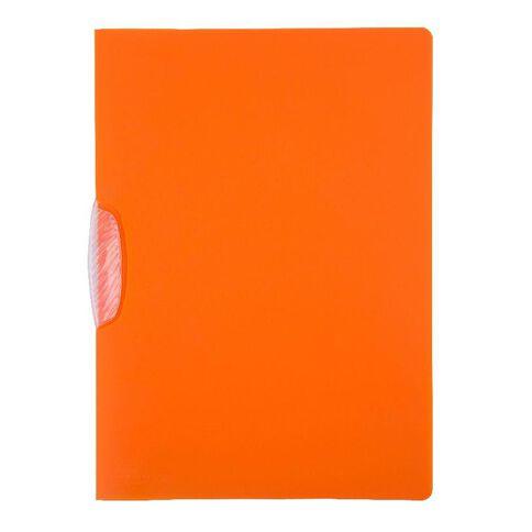Durable Swingclip File 30 Sheet Orange