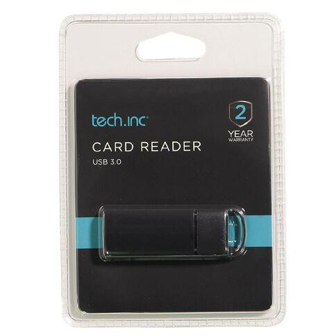 Tech.Inc USB 3.0 Card Reader