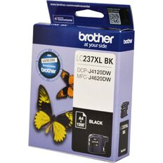 Brother Ink LC237XL Black (1200 Pages)