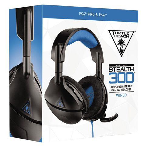 Turtle Beach Headset Stealth 300P PS4 Black