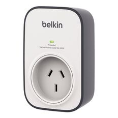 Belkin Single Surge Protector White